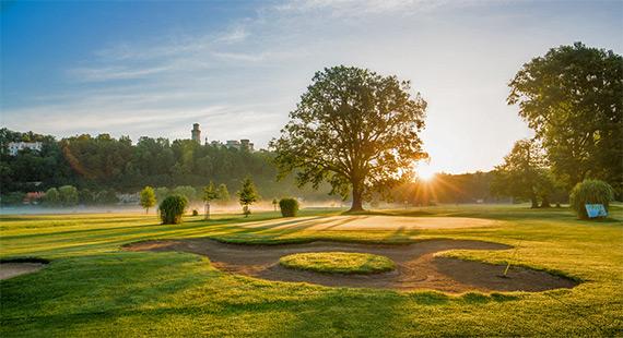 Golf Hluboká