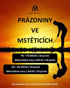 Golf Mstětice