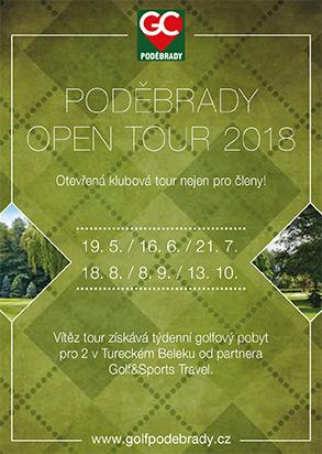 Poděbrady Open Tour 2018